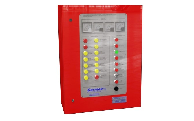Painel NFPA